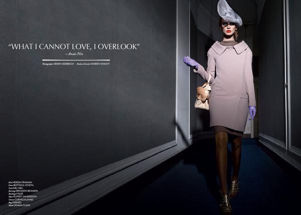 国外时尚杂志版式设计大欣赏