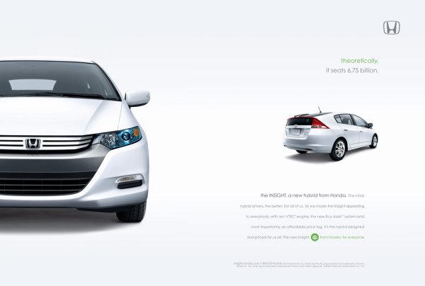 100张外国汽车品牌平面创意欣赏