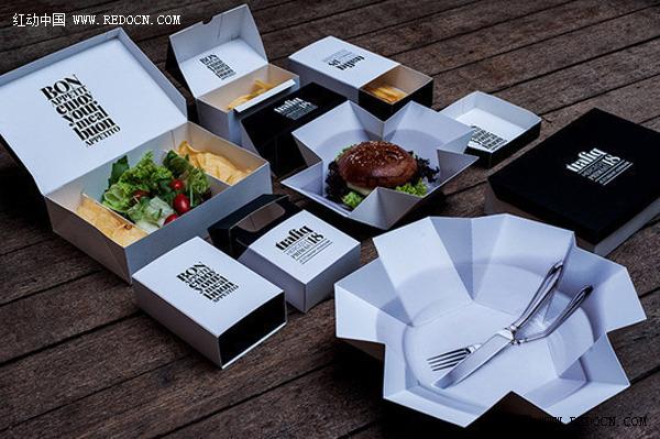 国外包装箱设计欣赏