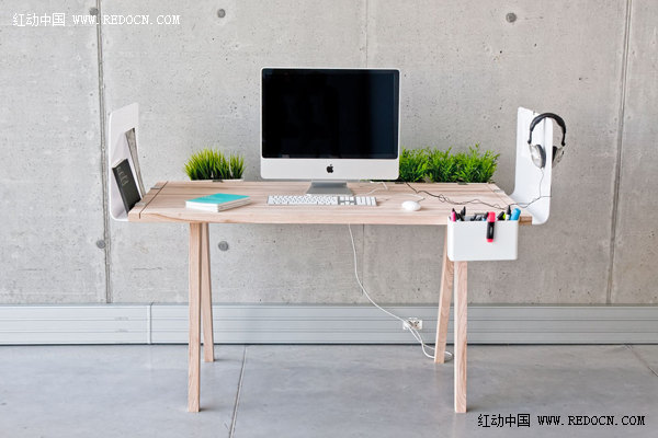 国外办公家具设计worknest
