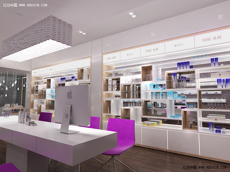 西安瑞美化妆品专卖店