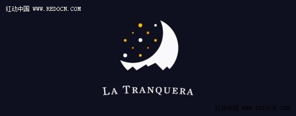 跟月亮有关系的logo设计欣赏_标志_平面_佳作欣赏 第
