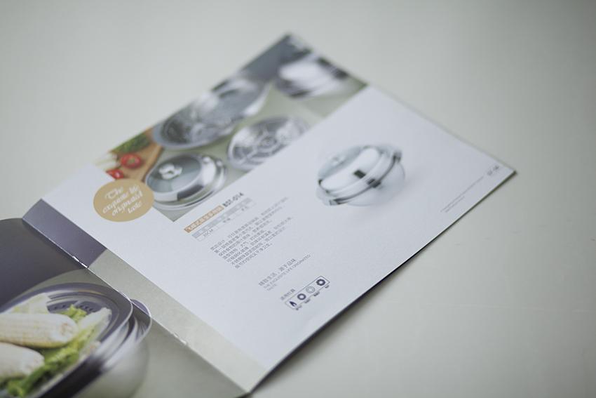 厨具画册_画册_平面_原创设计
