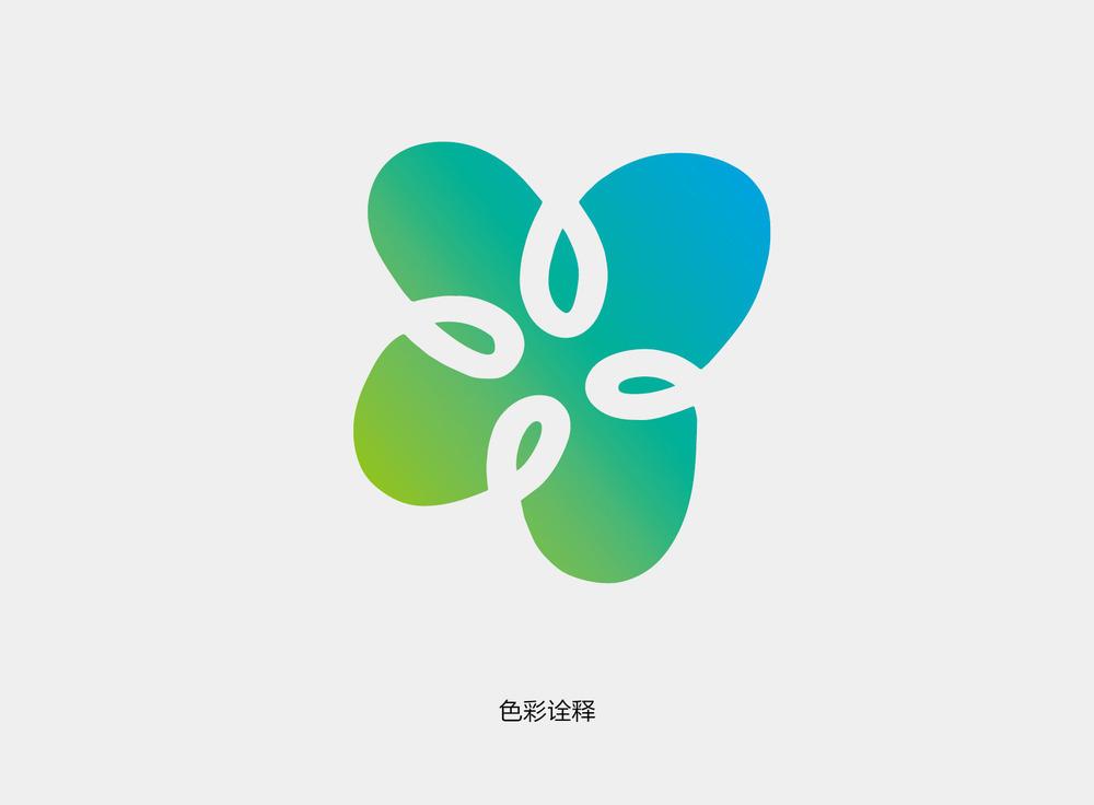 上海西花农业_标志_平面_原创设计 第一设计网 - 红动