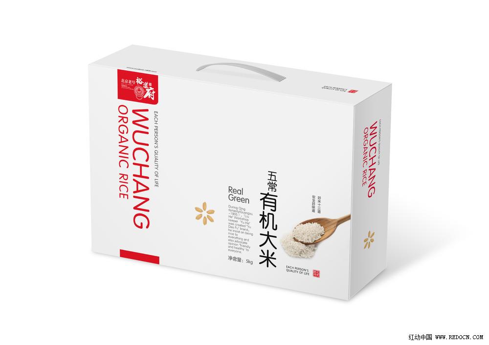 大米包装设计;五谷杂粮包装设计