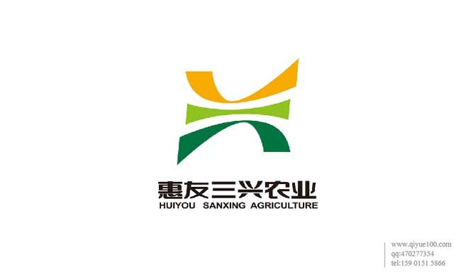三兴农业标志设计.jpg