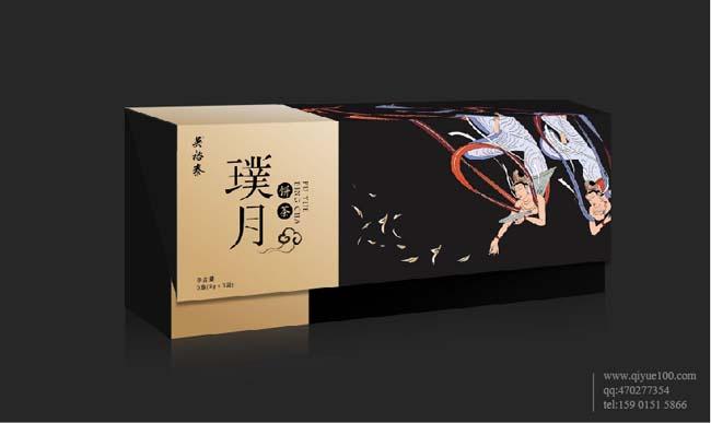 吴裕泰璞月月饼茶(普洱茶)包装设计 (2).jpg