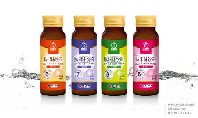 王致和肽果味饮料包装设计.jpg