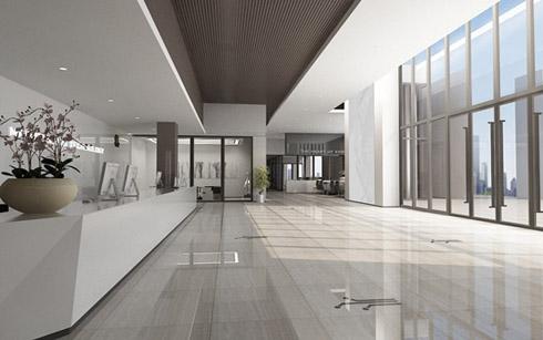 德式简约空间设计|一多电气办公室