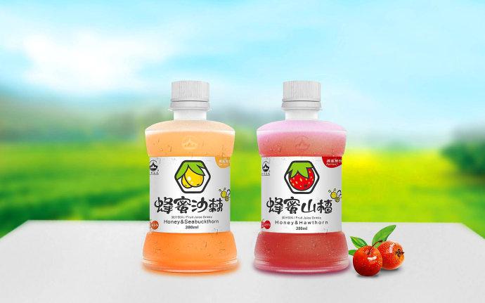 蜂蜜果汁饮品包装设计.jpg