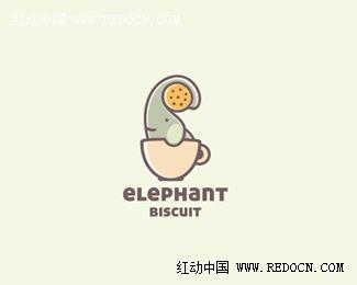 可爱绘画logo设计_标志