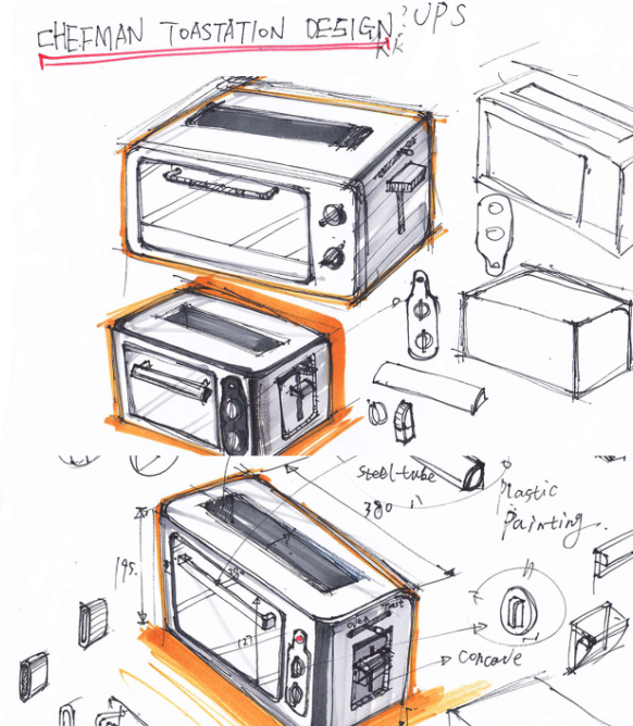 烤箱多士炉设计草图.jpg
