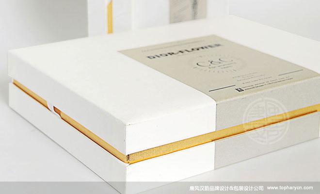 唐风汉韵案例之化妆品礼盒包装设计