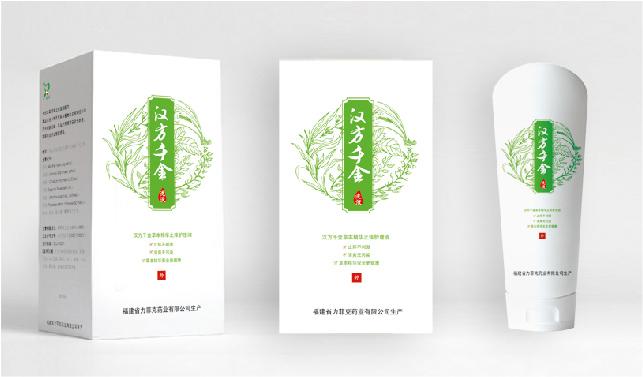 阳光麦田/药盒包装设计