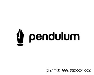 字母p的logo创意设计欣赏