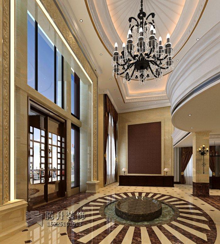 售楼部装修设计风格的特点及说明