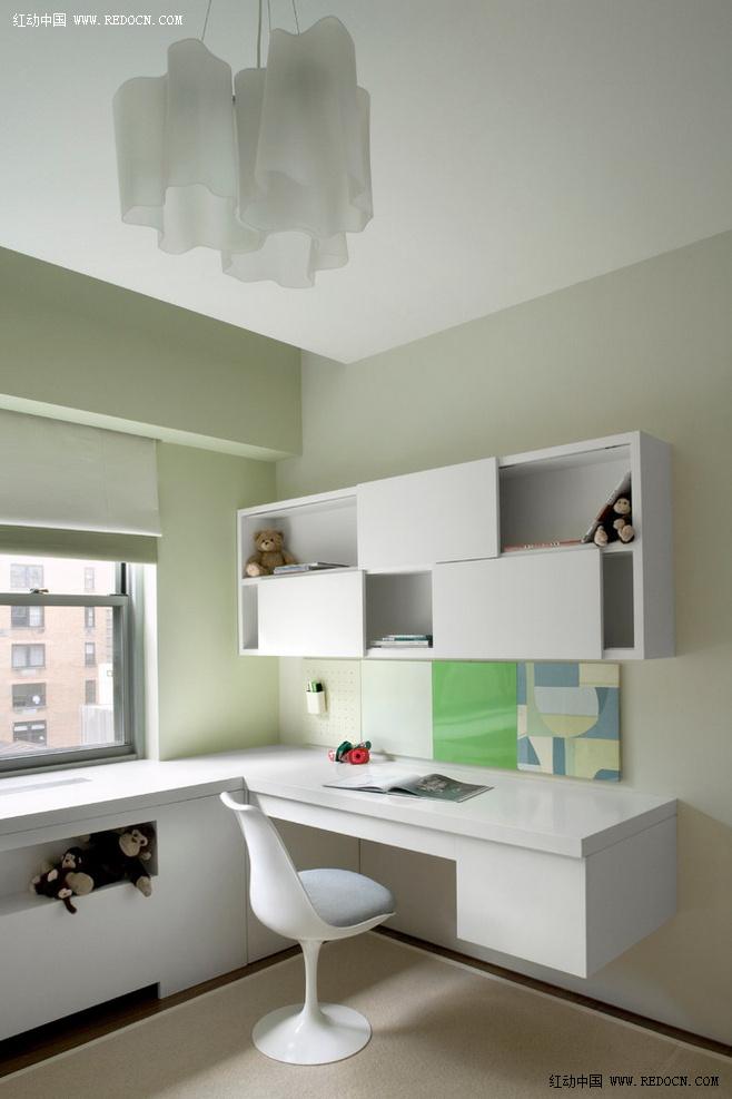 卧室创意小型书架置物架设计欣赏