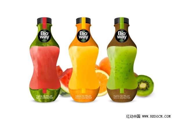 瓶瓶罐罐也创意——瓶子包装设计灵感集