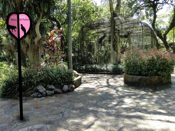 巴西圣保罗动物园导视设计