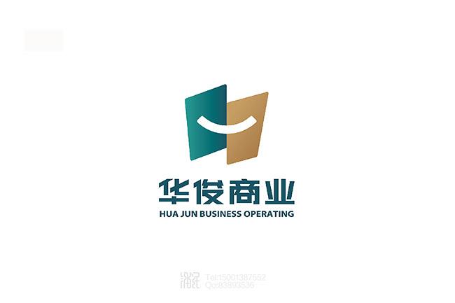 38华俊商业logo设计.jpg