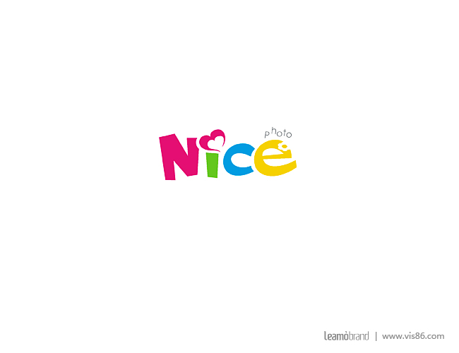 014-NICE儿童摄影馆logo字体设计.jpg