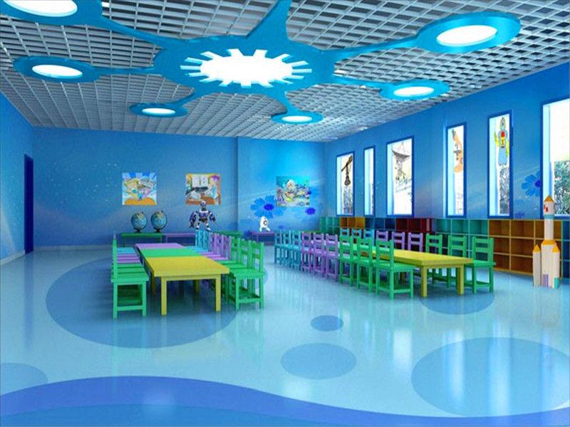 幼儿园设计装修_布局|规划_空间/建筑_原创设计 专业