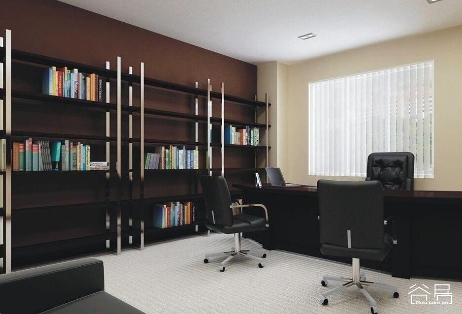 背景墙效果图   而办公室的背景墙也是一个公司企业体现文化