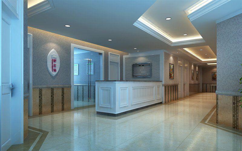 四川品牌医院设计装修公司哪家实力强 医院门诊大厅装修设