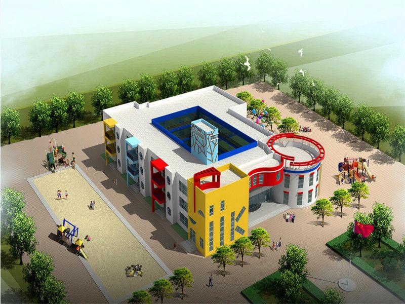 巴中幼儿园装修设计幼儿园怎样规划才完美