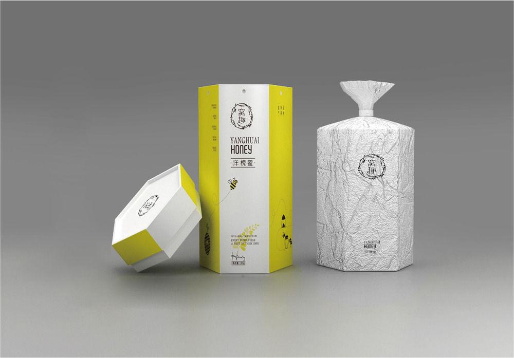 合肥包装设计 曦芝品牌设计 蜂蜜包装设计 食品包装设计