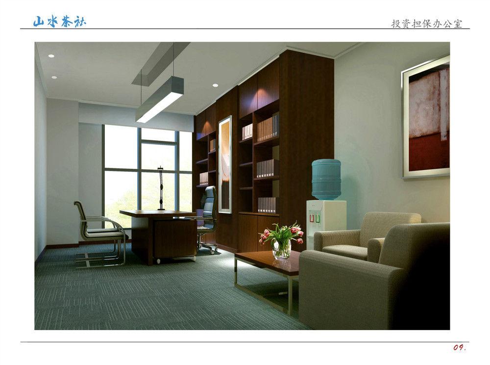 个人办公室室内设计图片