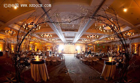 唯美分享---婚礼场景灯光设计_舞台|舞美_空间/建筑