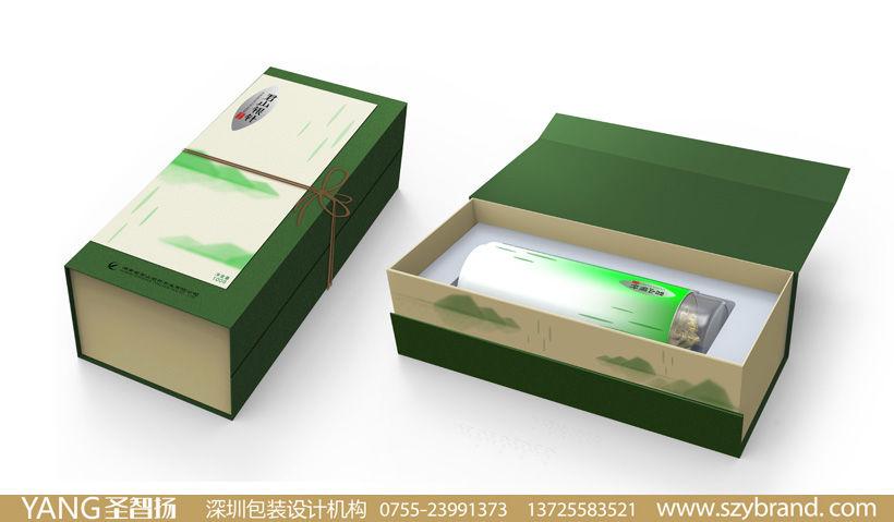 绿茶包装设计/茶叶包装设计公司