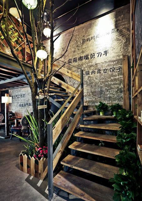 新天地蜜菓餐咖-专业咖啡馆咖啡厅装修设计公司_室内
