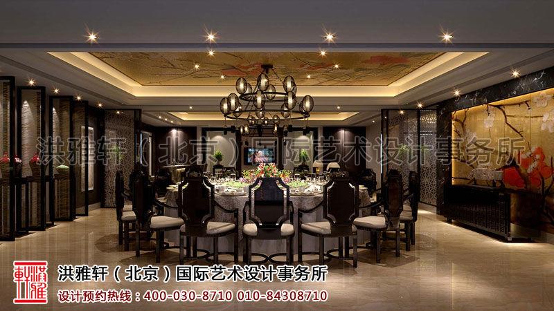 湖南宾馆现代简约中式装修案例 深邃古朴,优雅达观 室内设