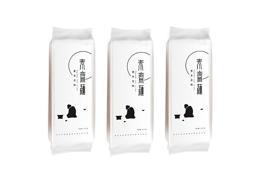 郑州本质策划设计——挂面面包装设计