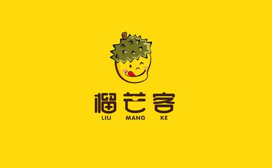 98榴莲芒果甜品logo.jpg