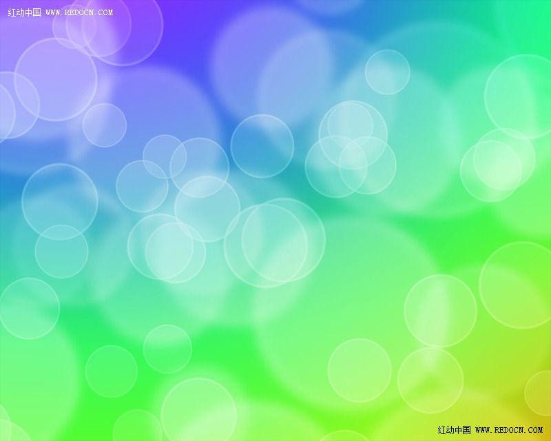 ps彩色泡泡背景效果 合成 修复 Photoshop教程