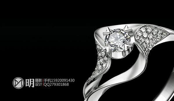 18K镶钻石吊坠珠宝摄影-3.jpg