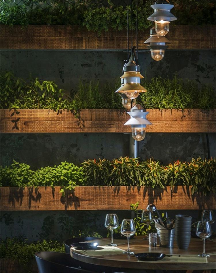 主题餐厅设计案例赏析------塞格夫花园餐厅设计