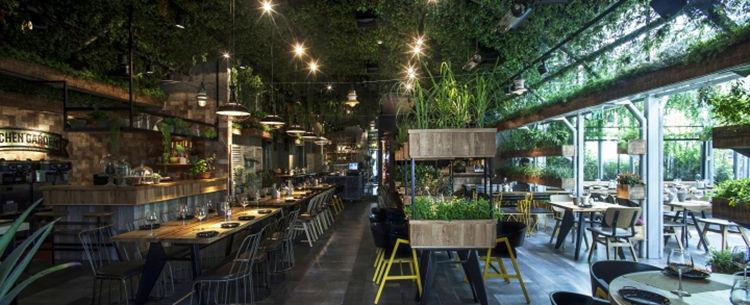 主題餐廳設計案例賞析------塞格夫花園餐廳設計