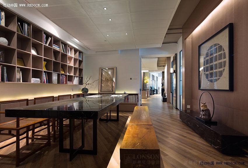 智性空间 素简之美|朗升空间办公室设计