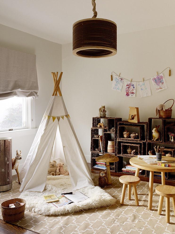 小天使儿童房装修设计效果图集锦