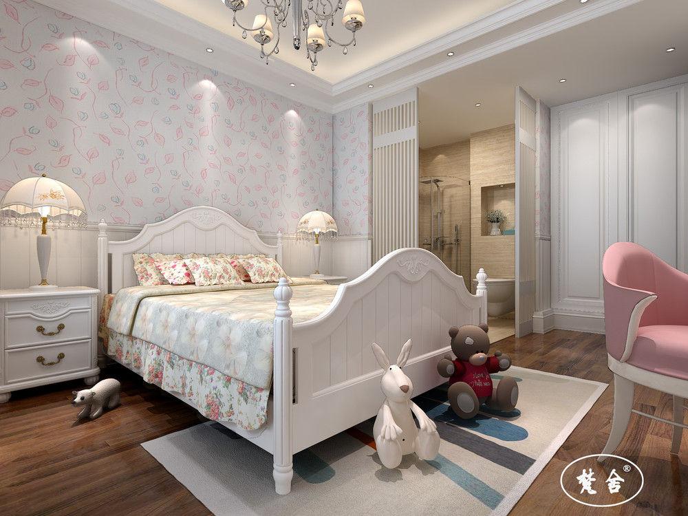 郑州普罗旺市-独栋别墅设计-300平装修设计案例