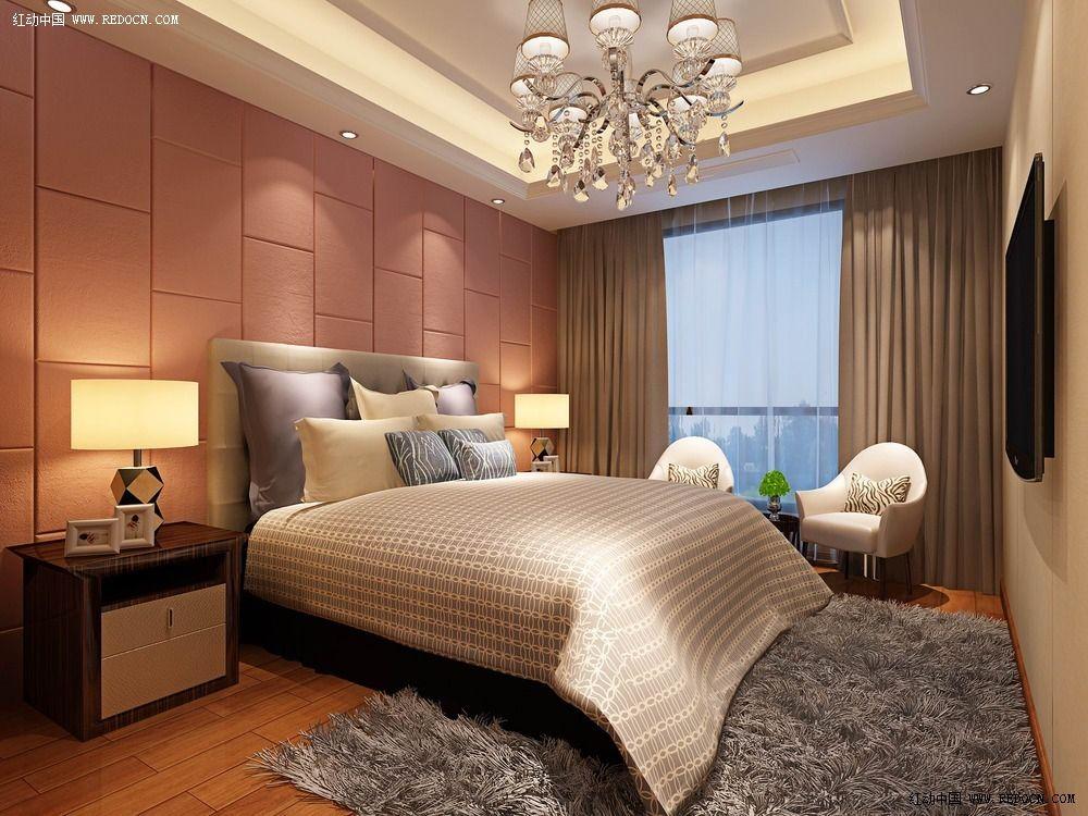 中式风格家装_室内设计