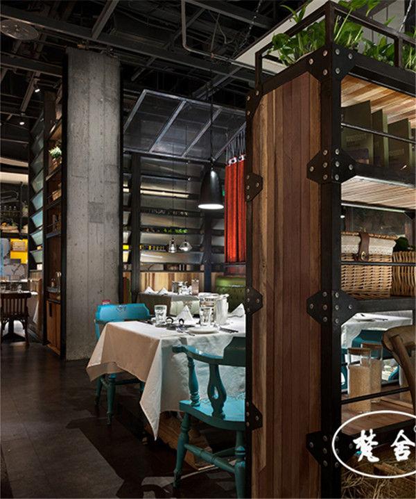 郑州餐厅设计-主题餐厅设计创意特色餐厅设计