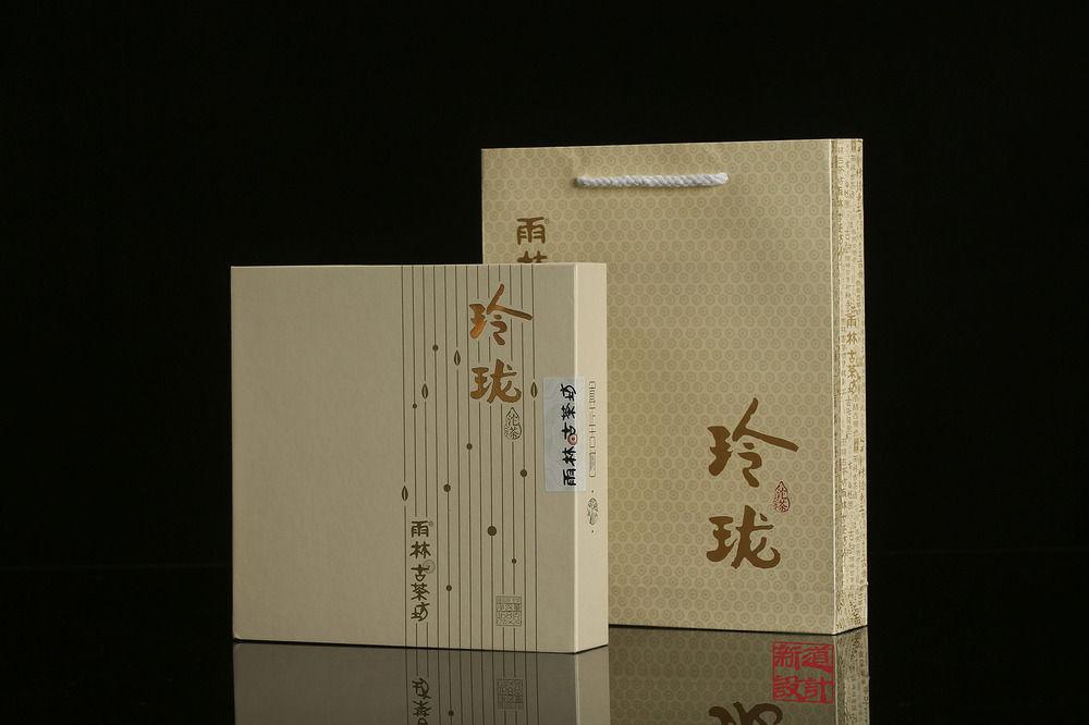 雨林古茶坊 沱茶玲珑包装设计 普洱茶包装设计 新道设计作品 铁盒包装设计 礼盒包装设计 昆明包装设计公司 茶叶包装设计01 (9).JPG