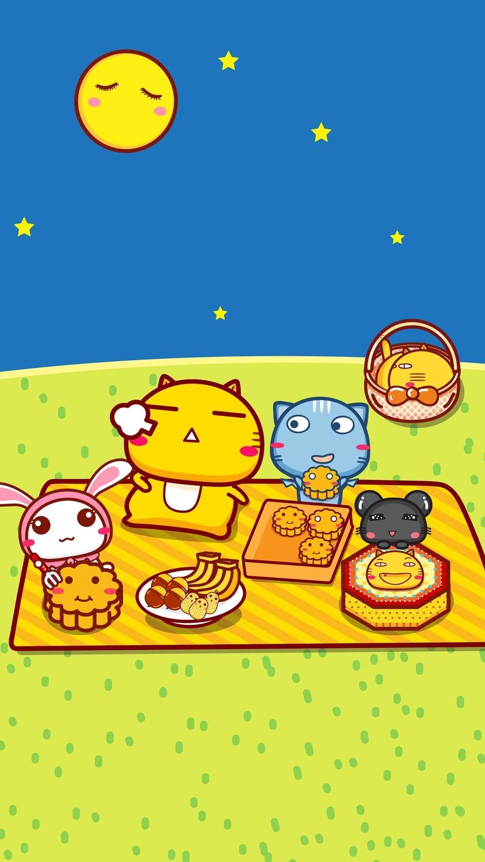 哈咪猫吃月饼吃饱饱.jpg