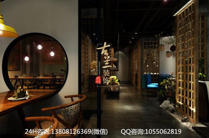 成都素食餐厅装修公司 前期筹备工作 室内设计 空间 建筑
