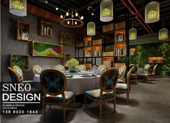 成都万达咖啡厅装修设计|最专业成都咖啡厅设计_布局